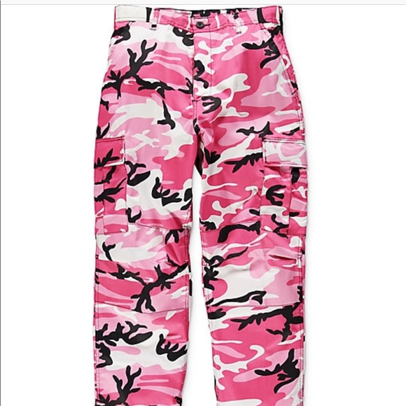 b306366be6a5 rothco Other | Pink Camo Pants | Poshmark